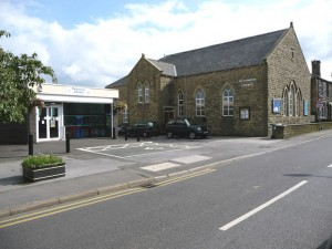 St Andrew's Methodist Church, Penistone.